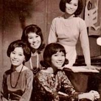Mai Hương, Thái Thanh, Quỳnh Giao và Hà Thanh