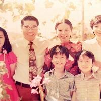 Gia đình nhạc sĩ Hoàng Thi Thơ & ca sĩ Thúy Nga