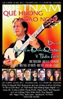 Concert sau cùng của Nguyễn Đức Quang