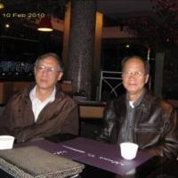 Hoàng Thái Lĩnh và Nguyễn Đức Quang (Đà Lạt - Tết Canh Dần 2010)