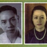 Nhạc sĩ Hoàng Giác và phu nhân, Bà Kim Châu